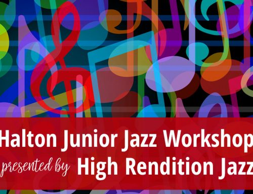 HRJ Workshop For Halton Junior Jazz