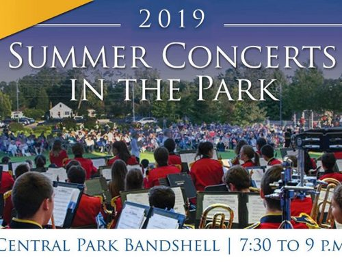 Concerts In The Park – Burlington 2019